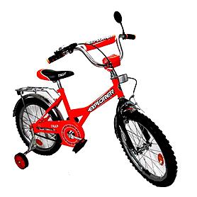 """Велосипед детский Baby Tilly Explorer 16"""" BT-CB-0028 красный"""