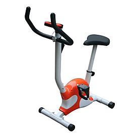 Велотренажер (эллиптический тренажер) House Fit 8012 Orange
