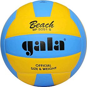 Фото 1 к товару Мяч волейбольный Gala Beach BP5051SCY1M