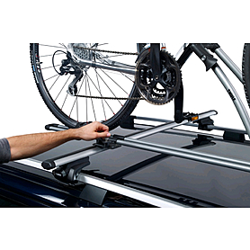 Фото 3 к товару Багажник на крышу авто для 1-го велосипеда Thule FreeRide 532