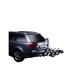 Фото 6 к товару Багажник на фаркоп для 3-х велосипедов Thule EuroWay G2, 7pin