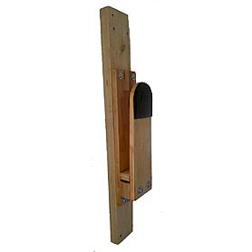 Фото 2 к товару Макивара деревянная кемпо