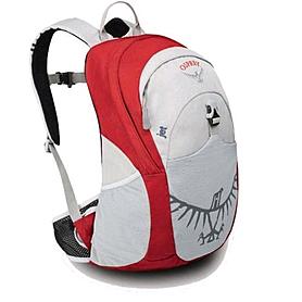 Рюкзак детский Osprey Jet 18 л красный