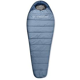 Фото 1 к товару Мешок спальный (спальник) Trimm Polaris II 185 правый синий