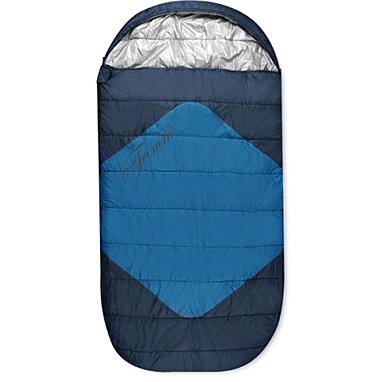 Спальний мешок (спальник) Trimm Divan 195 левый синий