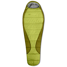 Спальный мешок (спальник) Trimm Gant 195 левый зеленый