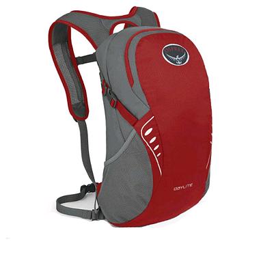 Рюкзак городской Osprey Daylite 13 л красный