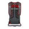 Рюкзак городской Osprey Daylite 13 л красный - фото 3
