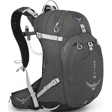 Рюкзак городской Osprey Manta 28 л серый, размер S/M