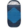 Спальний мешок (спальник) Trimm Divan 195 правый синий - фото 1