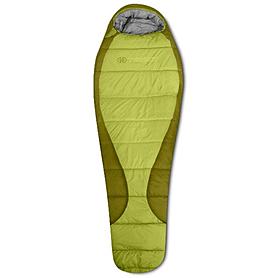 Мешок спальный (спальник) Trimm Gant 195 правый зеленый