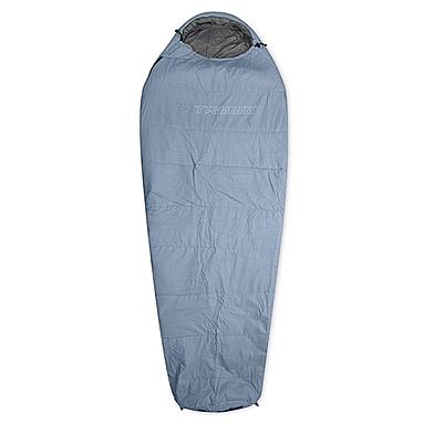 Спальний мешок (спальник) Trimm Summer 185 правый синий