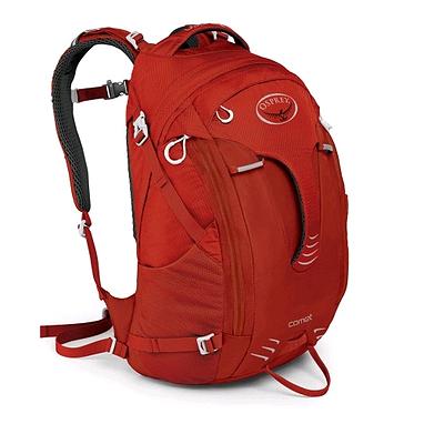 Рюкзак городской Osprey Comet 28 л красный