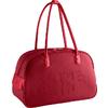 Сумка женская Nike Heritage 76 Print Shoulder Clu красный BA4646-605 - фото 1