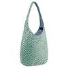 Сумка женская Nike Graphic Reversible Tote голубой с зеленым - фото 4