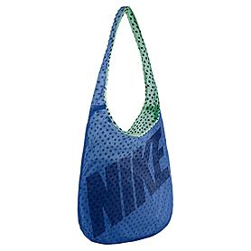 Фото 5 к товару Сумка женская Nike Graphic Reversible Tote голубой с зеленым