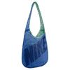Сумка женская Nike Graphic Reversible Tote голубой с зеленым - фото 5