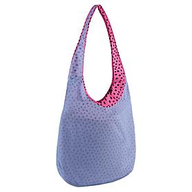 Фото 3 к товару Сумка женская Nike Graphic Reversible Tote голубой с розовым