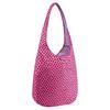 Сумка женская Nike Graphic Reversible Tote голубой с розовым - фото 4