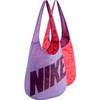 Сумка женская Nike Graphic Reversible Tote фиолетовый с красным - фото 1