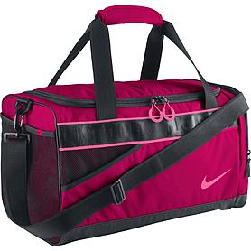 Фото 1 к товару Сумка женская спортивная Nike Varsity Duffel бордовый