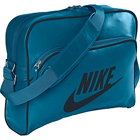 Фото 1 к товару Сумка мужская Nike Heritage Si Track Bag синий