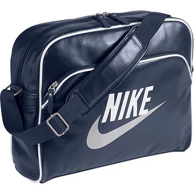 Сумка мужская Nike Heritage Si Track Bag темно-синий