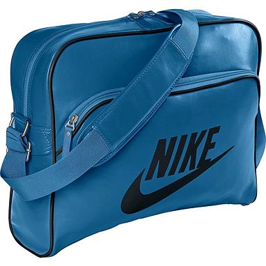 Сумка мужская Nike Heritage Si Track Bag морская волна