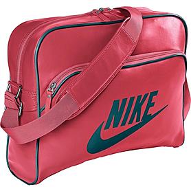 Фото 1 к товару Сумка мужская Nike Heritage Si Track Bag алый