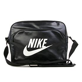Фото 1 к товару Сумка мужская Nike Heritage Si Track Bag черный