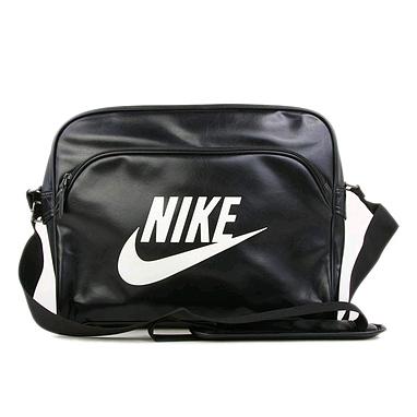 Сумка мужская Nike Heritage Si Track Bag черный