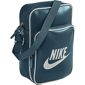 Фото 1 к товару Сумка мужская Nike Heritage Si Small Items II морская волна