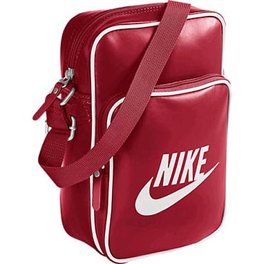 Сумка мужская Nike Heritage Si Small Items II красный