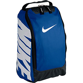 Фото 1 к товару Сумка спортивная Nike Training Shoe Bag синий
