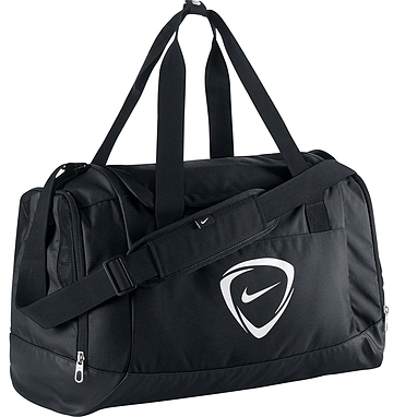Сумка спортивная Nike Club Team Small Duffel черный