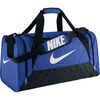 Сумка спортивная Nike Brasilia 6 Duffel Medium синий - фото 1