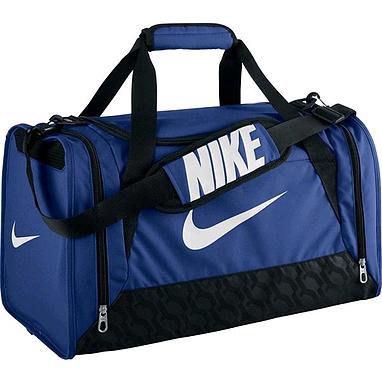 Сумка спортивная Nike Brasilia 6 Duffel Small синий