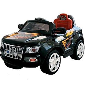 Электромобиль детский джип Baby Tilly BT- BOC-0025 Black