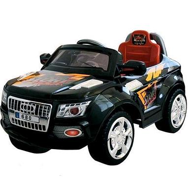 Детский электромобиль джип Baby Tilly BT- BOC-0025 Black