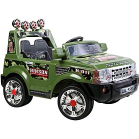 Детский электромобиль джип Baby Tilly BT-BOC-0048 Green