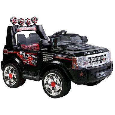 Детский электромобиль джип Baby Tilly BT-BOC-0049 Black