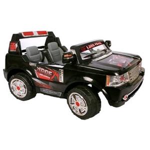 Детский электромобиль джип Baby Tilly BT-BOC-0052 Black