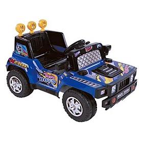 Детский электромобиль джип Baby Tilly ZP3599 Blue