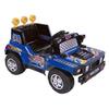 Электромобиль детский джип Baby Tilly ZP3599 Blue - фото 1