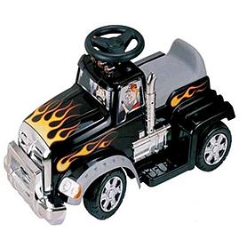 Электромобиль детский грузовик Baby Tilly SC-879A Black
