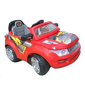 Фото 1 к товару Детский электромобиль джип Baby Tilly BT-BOC-0025(FS680) Red