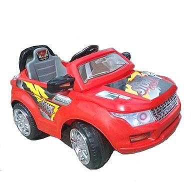 Детский электромобиль джип Baby Tilly BT-BOC-0025(FS680) Red