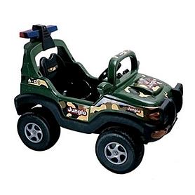 Детский электромобиль джип Baby Tilly BT-BOC-0047 Green
