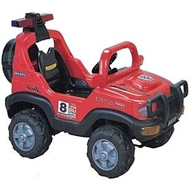 Детский электромобиль джип Baby Tilly BT-BOC-0047 Red