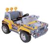 Детский электромобиль джип Baby Tilly ZP3599 Yellow - фото 1